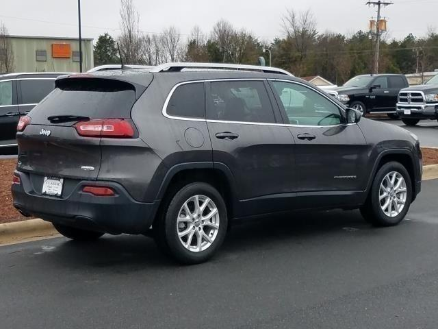New 2018 Jeep Cherokee Latitude Plus FWD