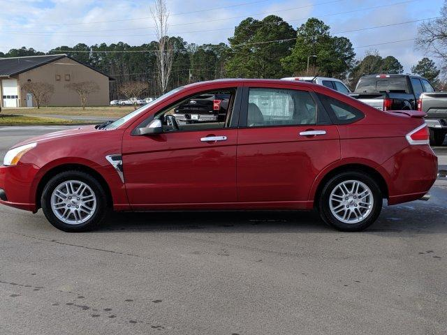 Pre-Owned 2009 Ford Focus 4dr Sdn SEL