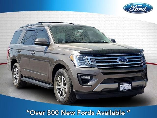 New 2018 Ford Expedition XLT 4x2