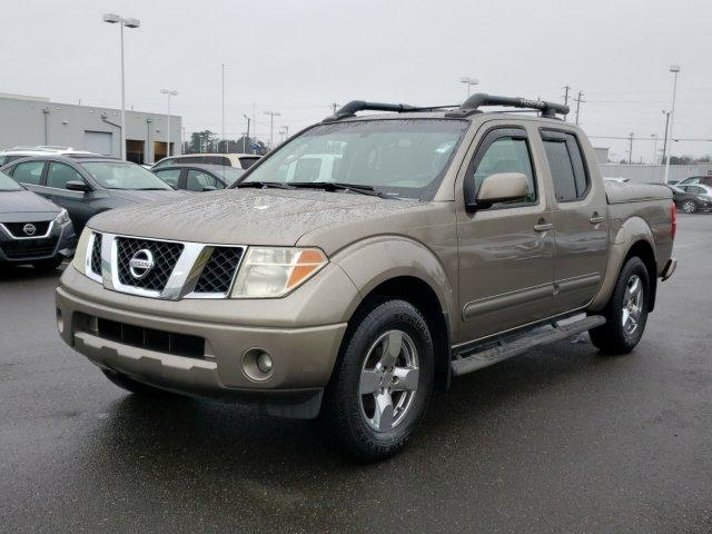 Pre-Owned 2005 Nissan Frontier 2WD LE Crew Cab V6 Auto