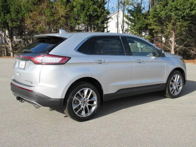 New 2018 Ford Edge Titanium AWD