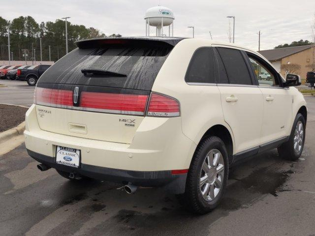 Pre-Owned 2008 Lincoln MKX AWD 4dr
