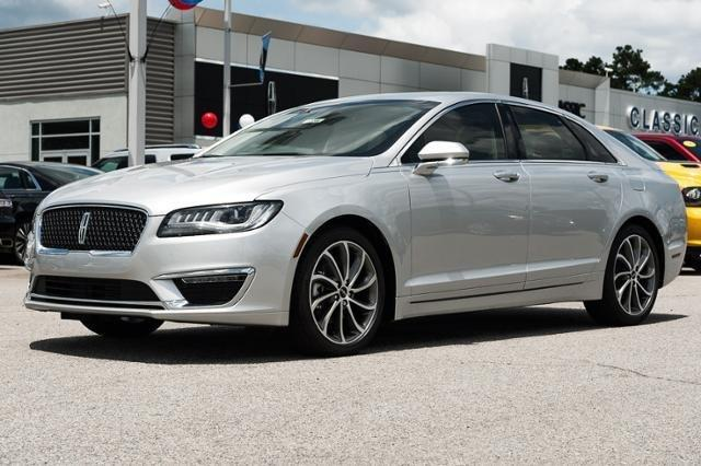 New 2018 Lincoln MKZ Select FWD