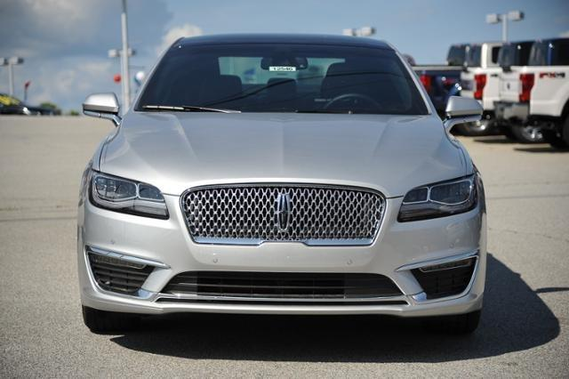 New 2018 Lincoln MKZ Hybrid Reserve FWD