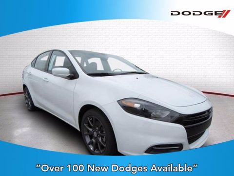 Pre-Owned 2016 Dodge Dart SE FWD 4dr Car
