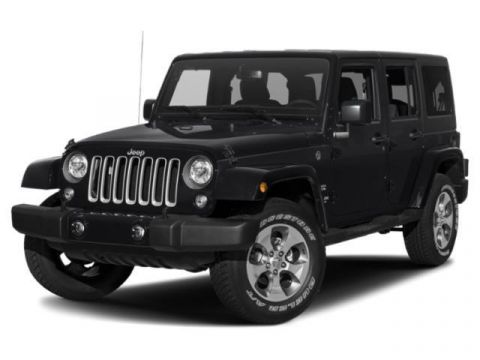New 2018 Jeep Wrangler Unlimited JK Altitude 4x4