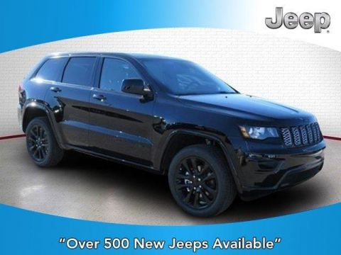 New 2018 Jeep Grand Cherokee Altitude 4x4 *Ltd Avail*