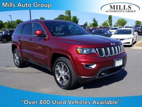 Pre-Owned 2018 Jeep Grand Cherokee Sterling Edition 4x4 *Ltd Avail* 4WD