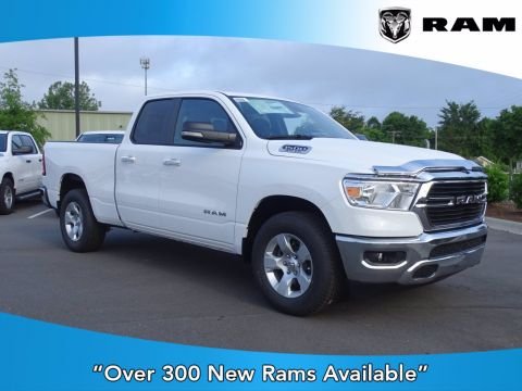 New 2019 Ram 1500 Big Horn/Lone Star With Navigation