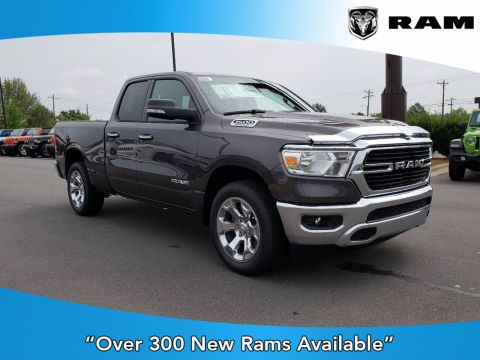 New 2019 Ram 1500 Big Horn/Lone Star RWD Crew Cab Pickup