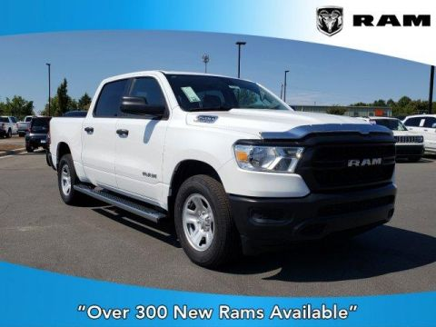 New 2020 Ram 1500 Tradesman 4x2 Crew Cab 5'7 Box