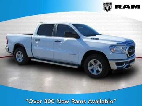 New 2019 Ram 1500 Tradesman 4x2 Crew Cab 5'7 Box