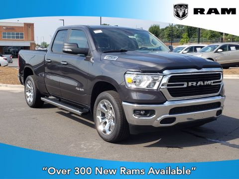 New 2019 Ram 1500 Big Horn/Lone Star 4WD