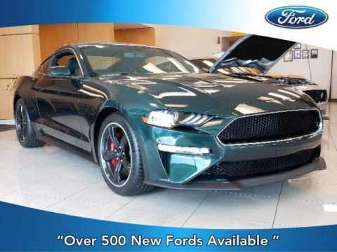 New 2019 Ford Mustang Bullitt Fastback With Navigation