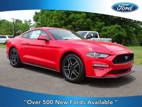 New 2019 Ford Mustang EcoBoost Premium Fastback