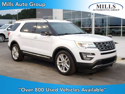 Pre-Owned 2016 Ford Explorer XLT With Navigation