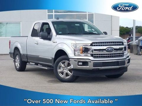 New 2019 Ford F-150 XLT 2WD SuperCab 6.5' Box