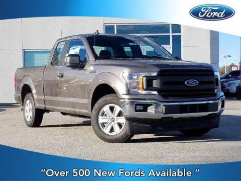 2020 Ford F-150 XL 2WD SuperCab 6.5' Box