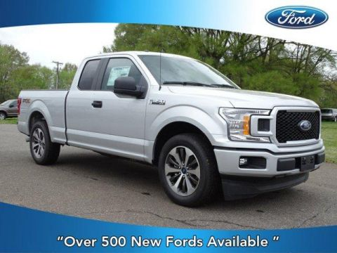 New 2019 Ford F-150 XL 2WD SuperCab 6.5' Box RWD Extended Cab Pickup