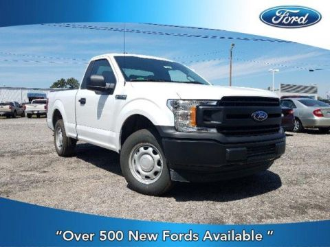 New 2019 Ford F-150 XL 2WD Reg Cab 6.5' Box RWD Regular Cab Pickup