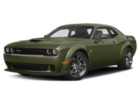 New 2019 Dodge Challenger R/T Scat Pack RWD RWD 2dr Car