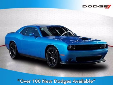 New 2019 Dodge Challenger GT RWD 2dr Car