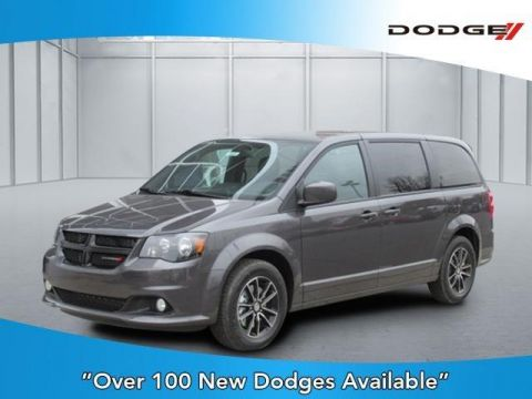 New 2018 Dodge Grand Caravan SXT Wagon FWD Mini-van, Passenger