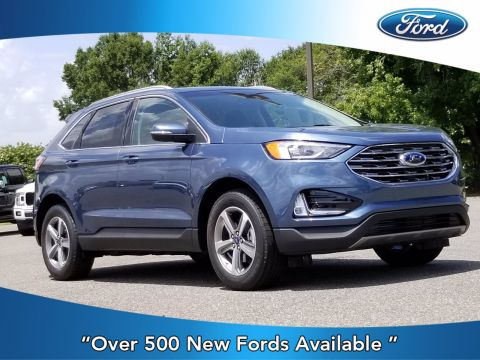 New 2019 Ford Edge SEL With Navigation