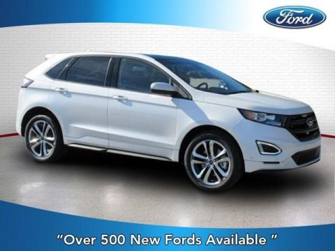 New 2018 Ford Edge Sport AWD