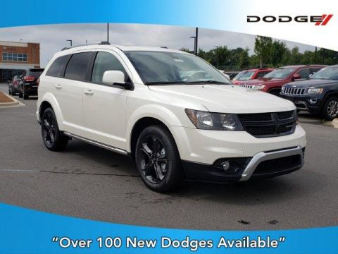 New 2019 Dodge Journey Crossroad FWD
