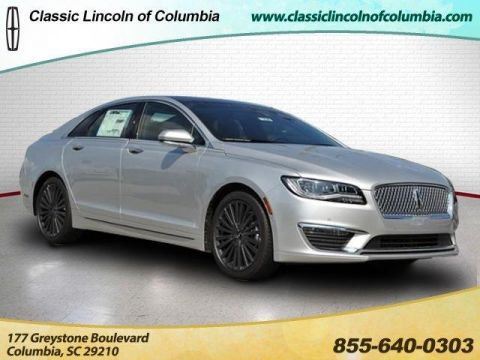 2018 Lincoln MKZ Hybrid Reserve FWD