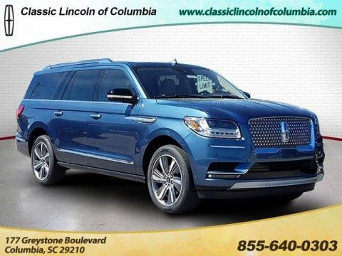 New 2019 Lincoln Navigator L Reserve 4x4 With Navigation & 4WD