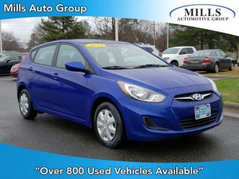 Pre-Owned 2014 Hyundai Accent 5dr HB Man GS