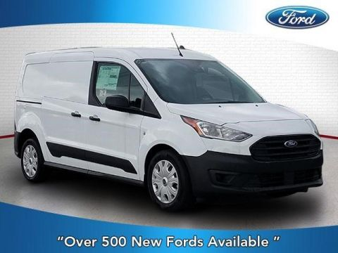 New 2019 Ford Transit Connect XL LWB w/Rear Symmetrical Doors