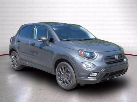 New 2018 FIAT 500X Urbana Edition With Navigation
