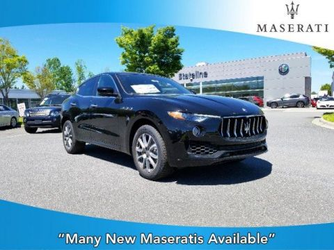New 2019 Maserati Levante 3.0L With Navigation & AWD